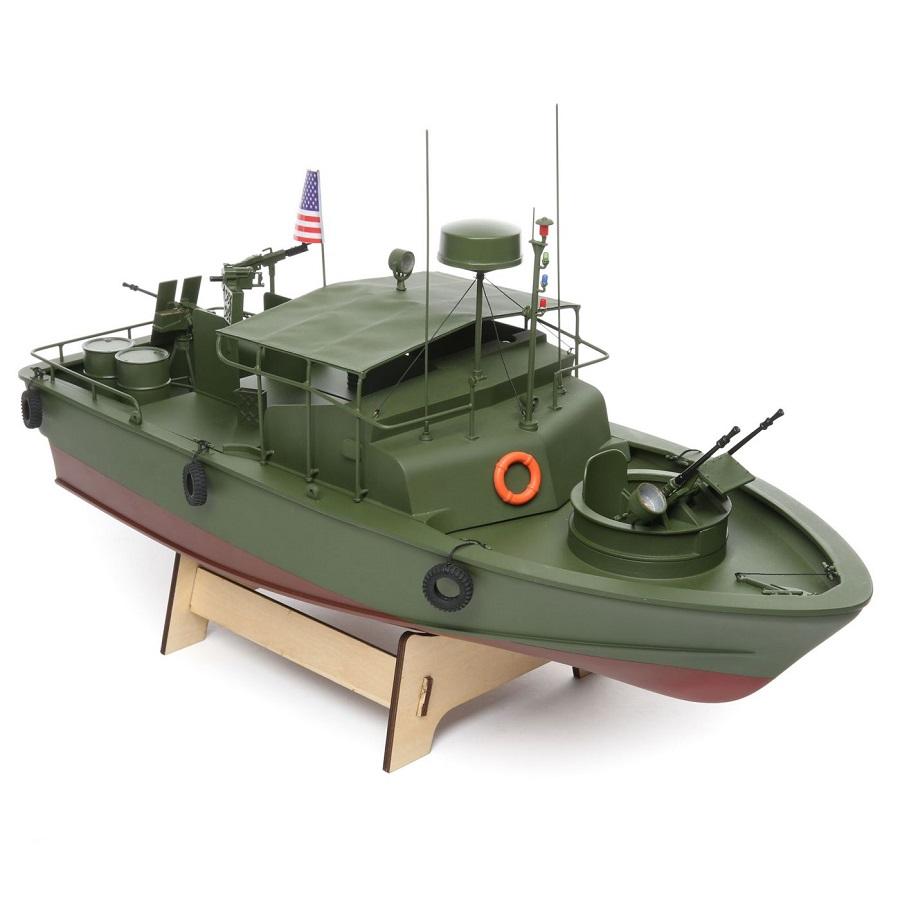 Pro Boat RTR 21 Alpha Patrol Boat (1)
