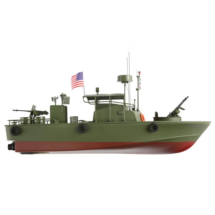 Pro Boat RTR 21 Alpha Patrol Boat (2)
