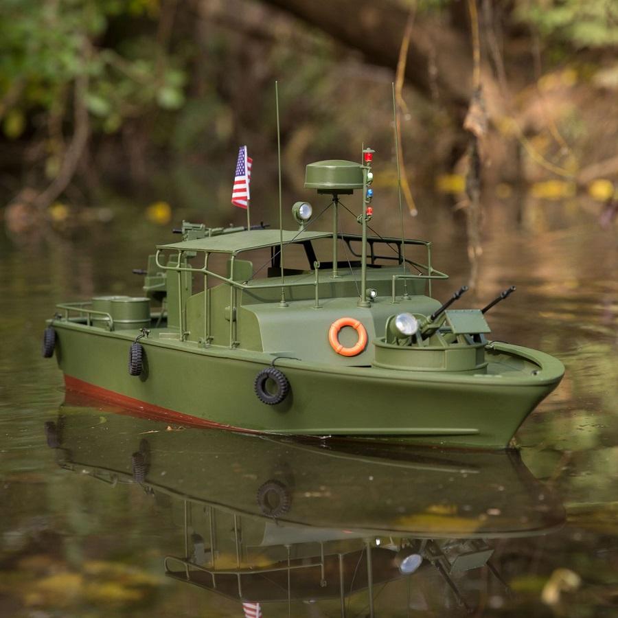 Pro Boat RTR 21 Alpha Patrol Boat (4)