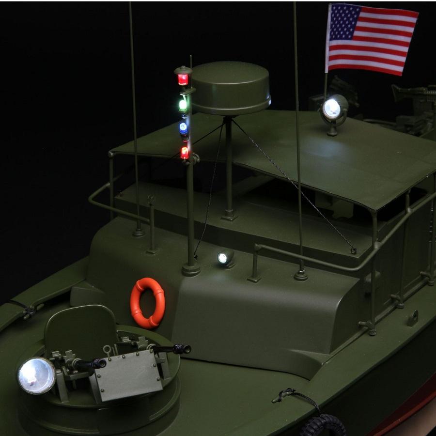 Pro Boat RTR 21 Alpha Patrol Boat (5)