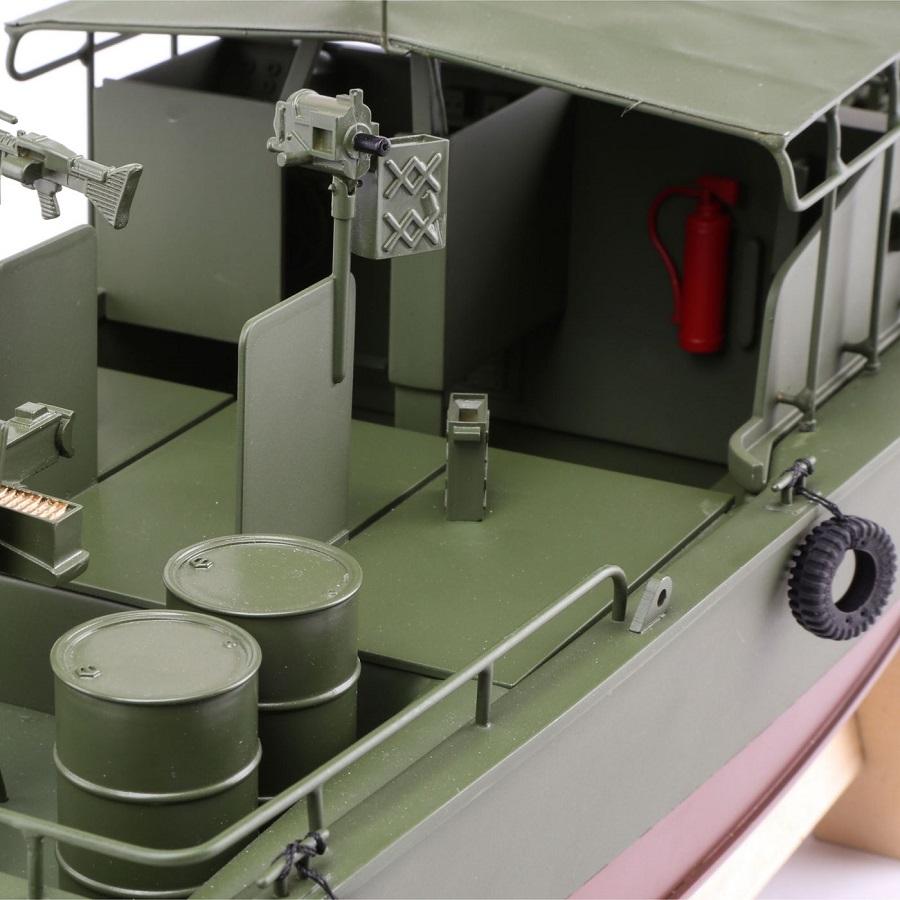 Pro Boat RTR 21 Alpha Patrol Boat (6)