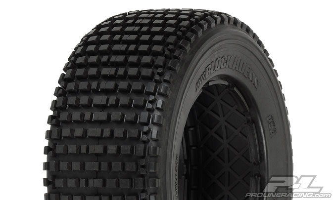 Pro-Line Blockade X2 1_5 Truck Off-Road Tires (5)