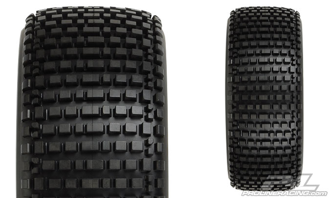 Pro-Line Blockade X2 1_5 Truck Off-Road Tires (6)
