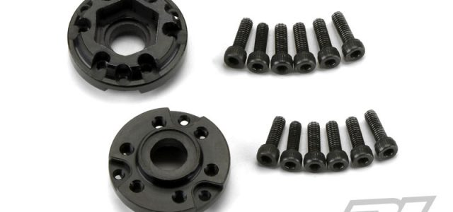 Pro-Line Brass Brake Rotor Weights & 12mm Hex Adapters