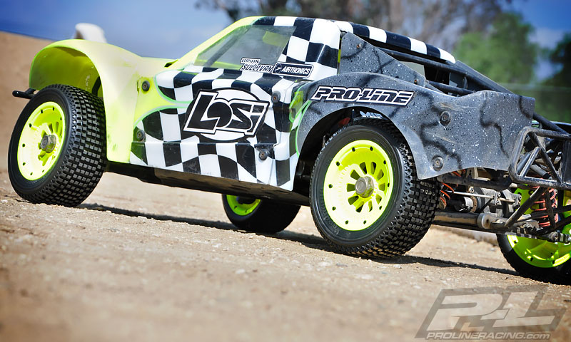 Pro-Line LockDown X2 1_5 Off-Road Tires (4)