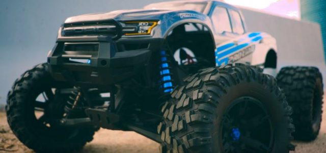Pro-Line Pre-Cut 2017 Ford Raptor Clear Body [VIDEO]