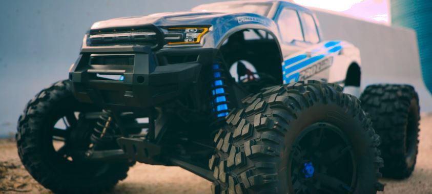 Pro-Line Pre-Cut 2017 Ford Raptor Clear Body