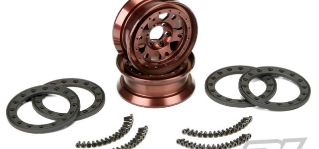 "Pro-Line Pro-Forge 1.9"" Anodized Alu Bead-Loc Wheels"