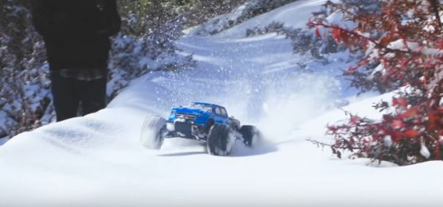 Pro-Line Sand To Snow Teaser   [VIDEO]