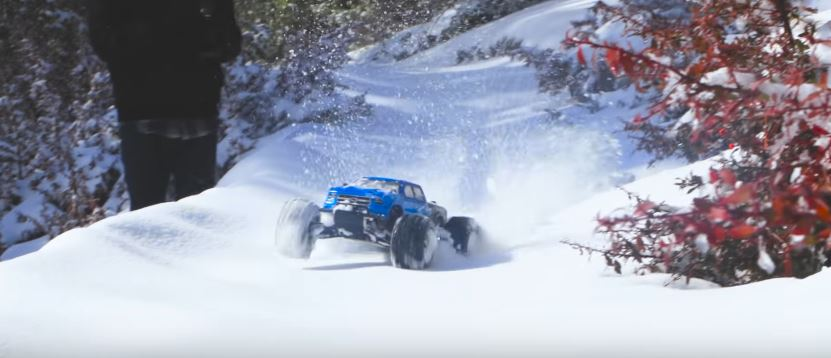 Pro-Line Sand To Snow Teaser