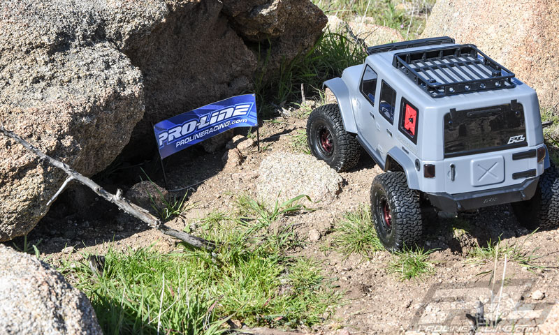 Pro-Line Scale Pro-Line Factory Team Banners (3)