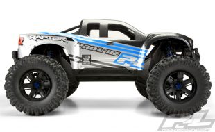 Pro-Line X-MAXX Pre-Cut 2017 Ford F-150 Raptor Clear Body