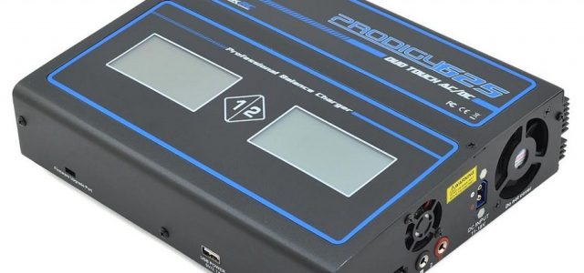 ProTek Prodigy 625 DUO Touch AC LiHV/LiPo AC/DC Charger