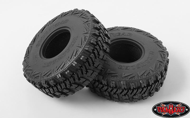 RC4WD Goodyear Wrangler Duratrac & Wrangler Tires (4)