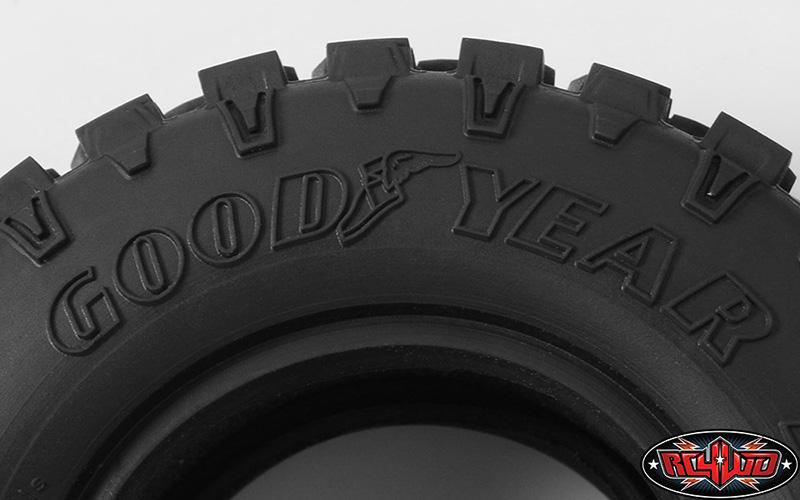 RC4WD Goodyear Wrangler Duratrac & Wrangler Tires (6)