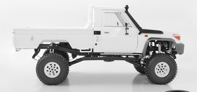 RC4WD TF2 LWB With Land Cruiser LC70 Body