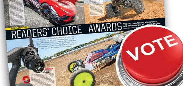 2017 Readers' Choice Awards – VOTE NOW!
