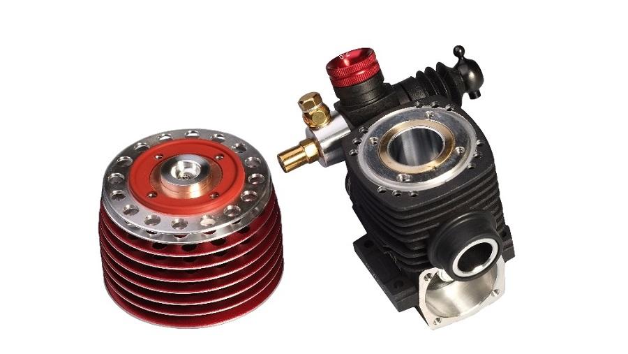 REDS R5TTE V5.0 Nitro Engine (2)