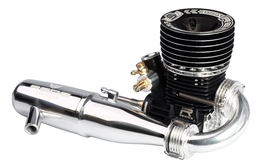 REDS Racing R5 Racer 4.0 Nitro Engine (2)