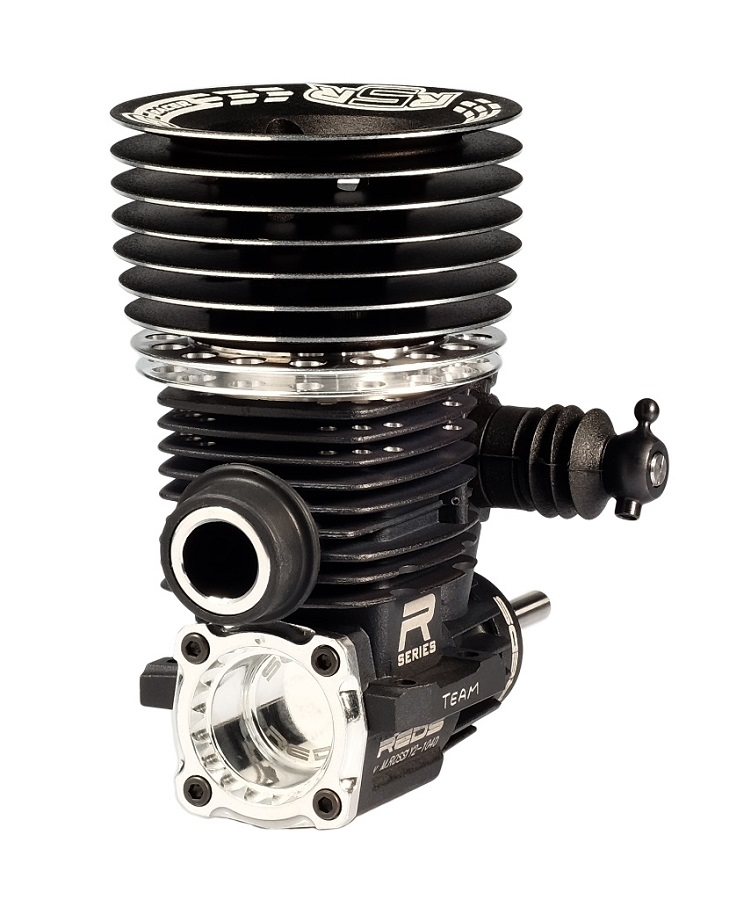 REDS Racing R5 Racer 4.0 Nitro Engine (4)