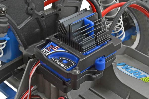 RPM ESC Cage For Traxxas XL-5 & XL-10 ESCs (3)