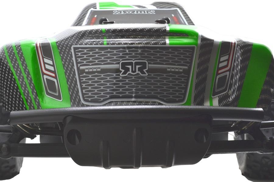 RPM Kraton & DEX8T Front Bumper & Skid Plate (2)