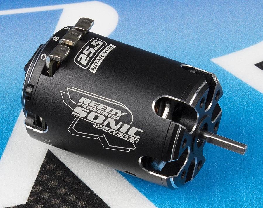 Reedy Sonic 540-M3 25.5 ROAR Spec Brushless Motor (1)