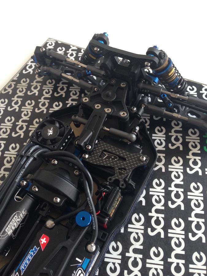 Schelle B64 Titanium Upper Screw Set (1)