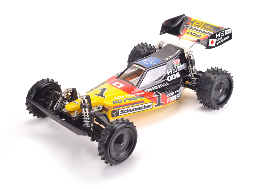 Schumacher CAT XLS Masami (2)
