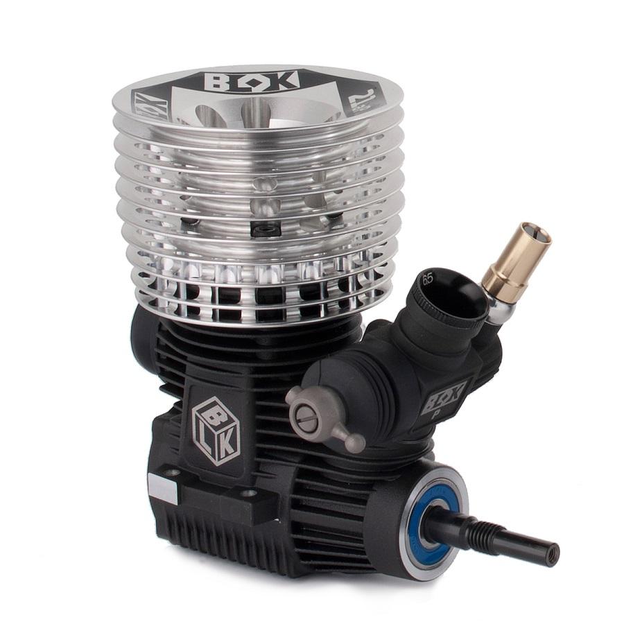 Tekno BLOK .21 Nitro Buggy & Truggy Engines (1)