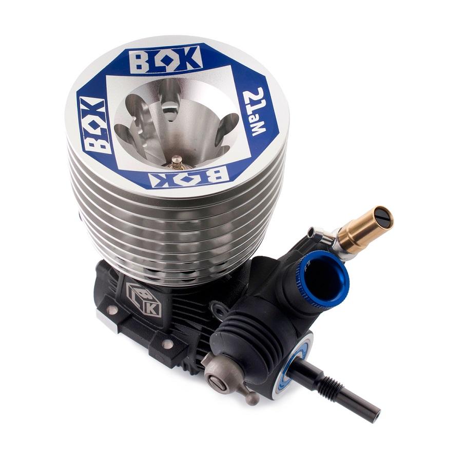 Tekno BLOK .21 Nitro Buggy & Truggy Engines (4)