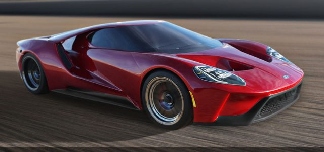 HOT: Traxxas 4-TEC 2.0 Ford GT