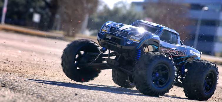 Traxxas 8s X-Maxx Extreme Power