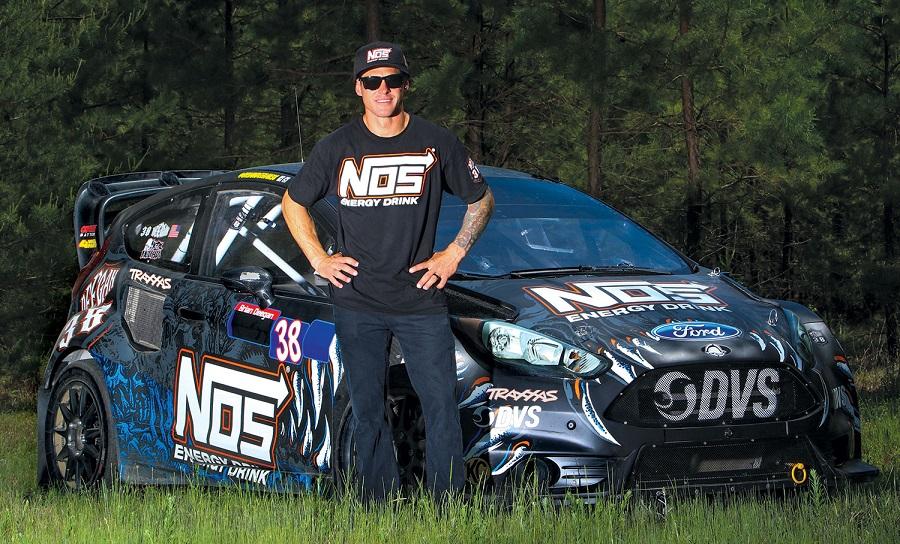 Traxxas RTR NOS Deegan 38 1_10 4WD Rally Car (1)