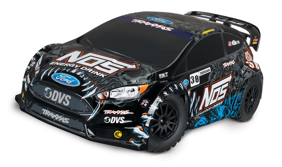 Traxxas RTR NOS Deegan 38 1_10 4WD Rally Car (2)