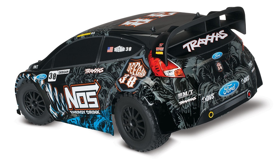Traxxas RTR NOS Deegan 38 1_10 4WD Rally Car (3)