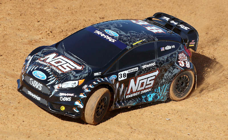 Traxxas Rally Deegan NOS HP