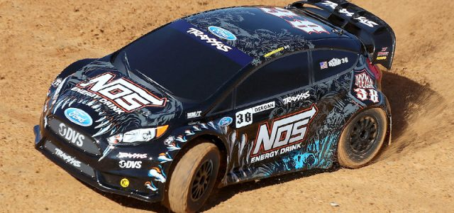 Traxxas Rally Returns In Deegan Colors [VIDEO]