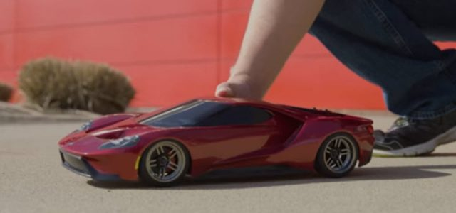 Traxxas 4-Tec 2.0 Ford GT — We Drive It! [VIDEO]
