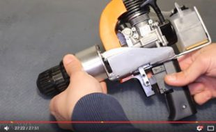 Nitro-Powered Drill Is The Best Worst Idea Ever  [VIDEO]