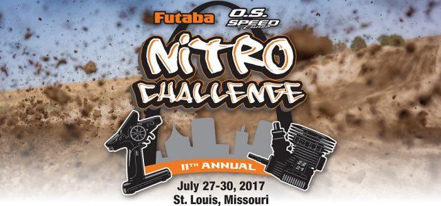 11th Annual Futaba/O.S. Nitro Challenge Announced