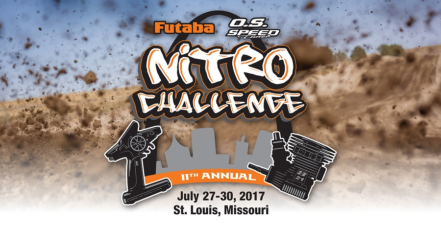 11th Annual Futaba_O.S. Nitro Challenge Announced
