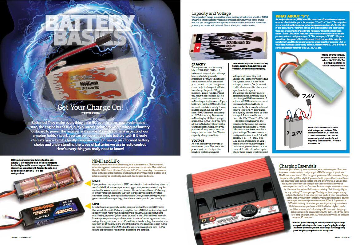 Battery Basics 1