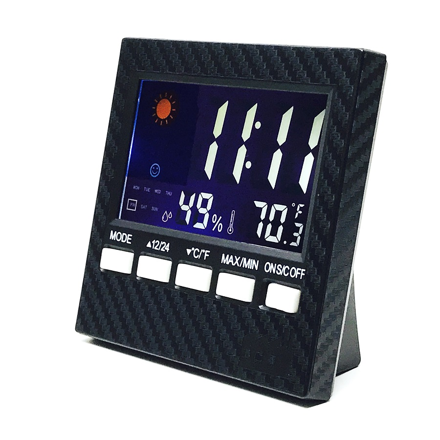 Black Fabrica Personal Color LCD Racing Display (1)