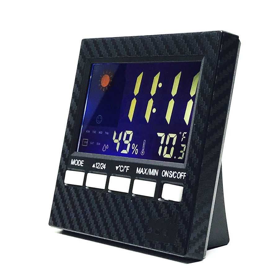 Black Fabrica Personal Color LCD Racing Display (2)