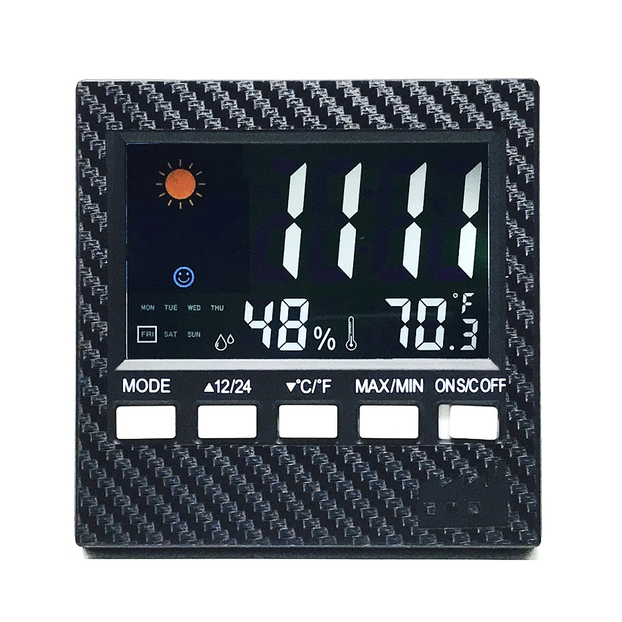 Black Fabrica Personal Color LCD Racing Display (4)