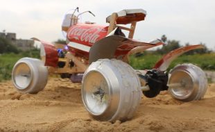 This Coke-Can RC Quad Will Impress You [VIDEO]