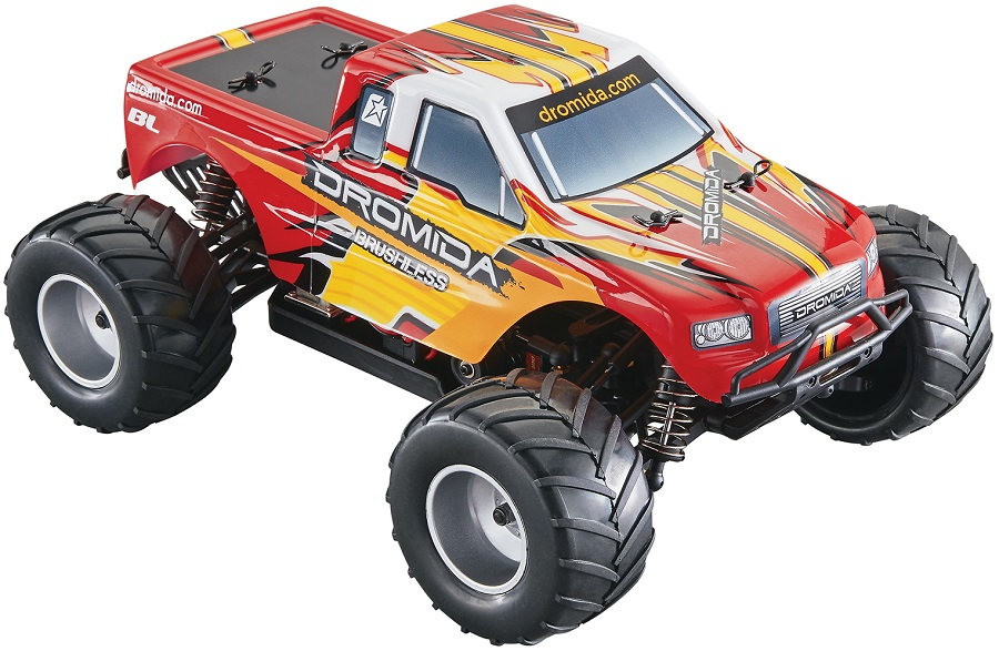 Dromida RTR 1_18 4WD Brushless Monster Truck (2)