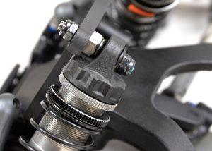 Exotek B6 & B64 Machined Shock Post Bushings (2)