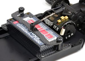 Exotek XB2 LiPo Cups And Plate Set (2)